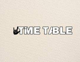 "#33 для Need logo made for rock band. The band plays rock music. Name of the band is  ""Time Table"" от graphicmtr"