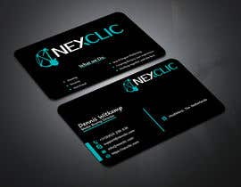 #137 for Design a business card for our marketing company by creativeworker07