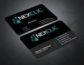 Nro 144 kilpailuun Design a business card for our marketing company käyttäjältä creativeworker07