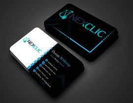 Nro 147 kilpailuun Design a business card for our marketing company käyttäjältä Susmit58