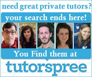 Contest Entry #                                        36                                      for                                         Banner Ad Design for www.tutorspree.com