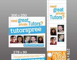 #33 for Banner Ad Design for www.tutorspree.com af lolz360