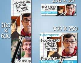 #52 para Banner Ad Design for www.tutorspree.com por kecristobal