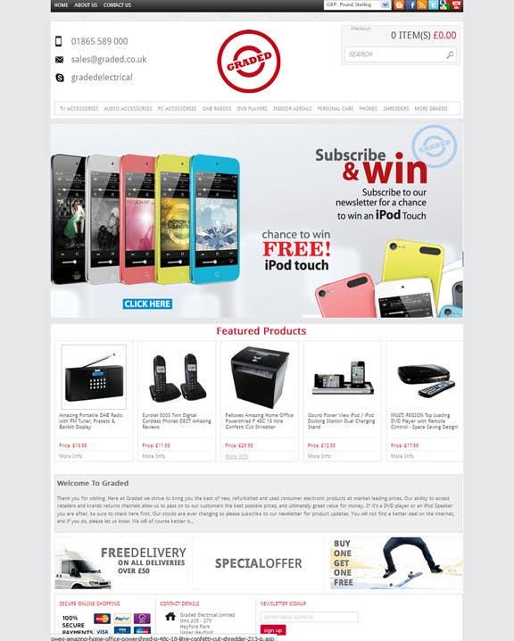 Inscrição nº                                         36                                      do Concurso para                                         Graphic Design for Graded Limited (www.graded.co.uk)