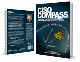 #52 untuk Non-Fiction Cybersecurity Leadership Book Cover oleh luisanacastro110