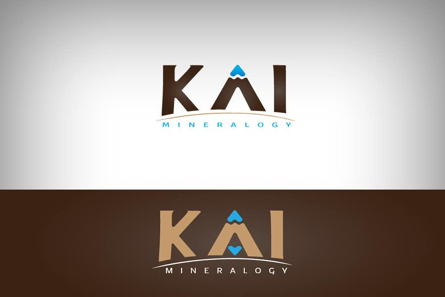 Konkurrenceindlæg #271 for Logo Design for Kai Mineralogy