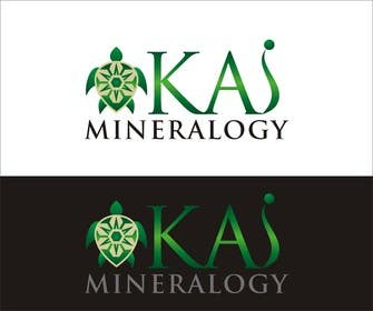 #211 for Logo Design for Kai Mineralogy by abd786vw