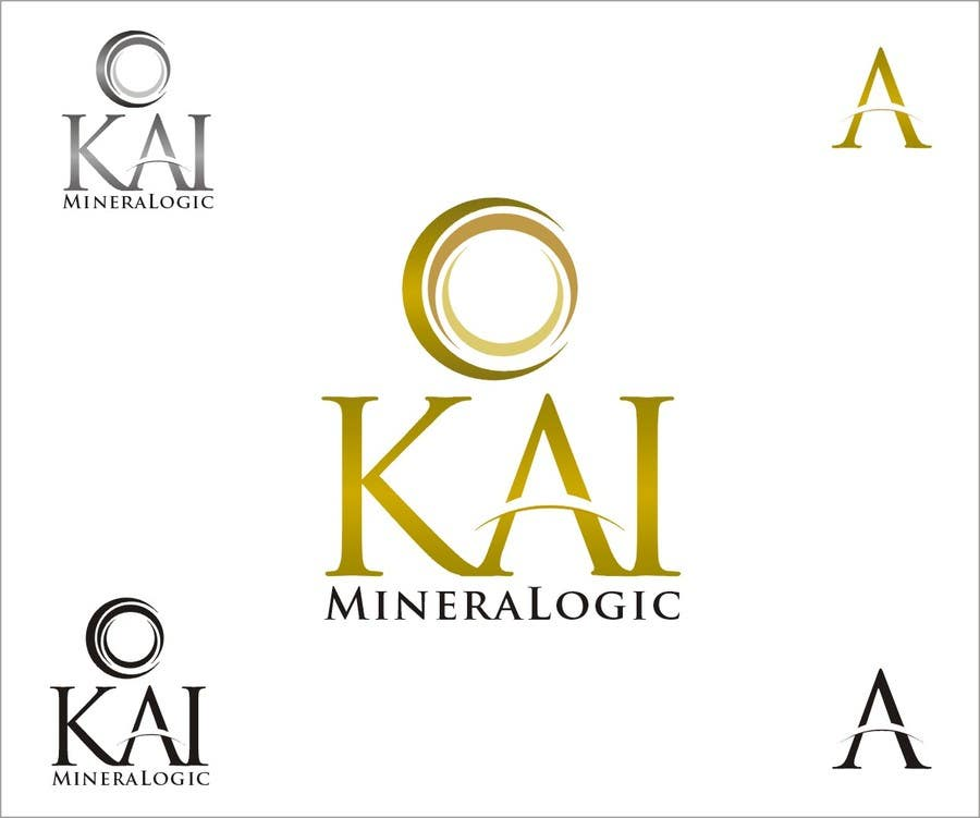 Logo Design Contest Entry #344 for Logo Design for Kai Mineralogy