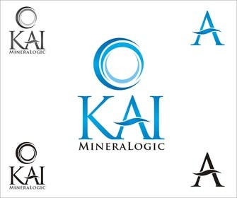Graphic Design Contest Entry #398 for Logo Design for Kai Mineralogy