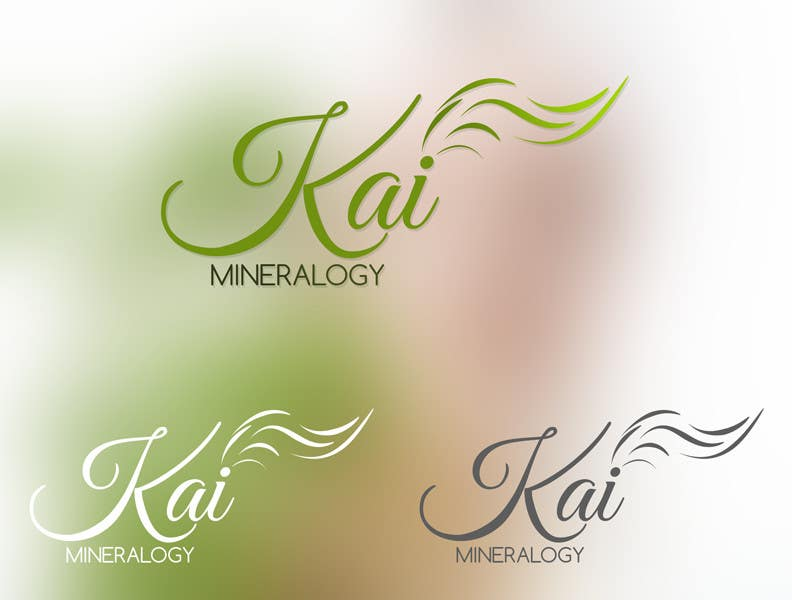 Logo Design Contest Entry #214 for Logo Design for Kai Mineralogy