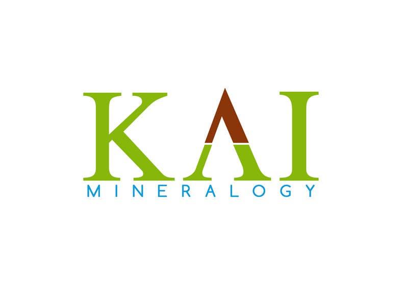 Конкурсная заявка №325 для Logo Design for Kai Mineralogy