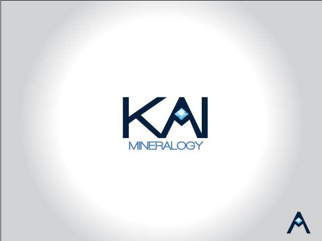 Конкурсная заявка №309 для Logo Design for Kai Mineralogy