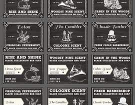 #12 para Cosmetic Label por JimTee