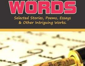 #4 for Book cover for We Love Words by Blue Mountain Writers' Group by olaoyesuliat