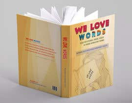 #10 for Book cover for We Love Words by Blue Mountain Writers' Group by shornaa2006