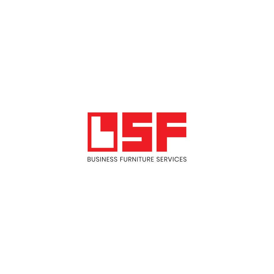 Entri kontes 22 untuklogo design for bsf business furniture services