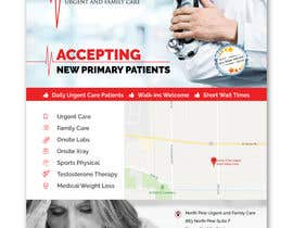 #19 untuk urgent care flyer oleh dnamalraj