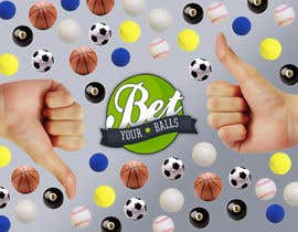 nº 8 pour Graphic Design for Bet Your Balls Pty Ltd par wik2kassa