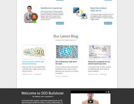#5 for Website Design for SeoBulldozer.com - wordpress theme af abatastudio