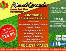#8 for Design a print ad for a lawn care business af gazburn