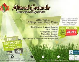 #4 for Design a print ad for a lawn care business af juanmanuelmusic