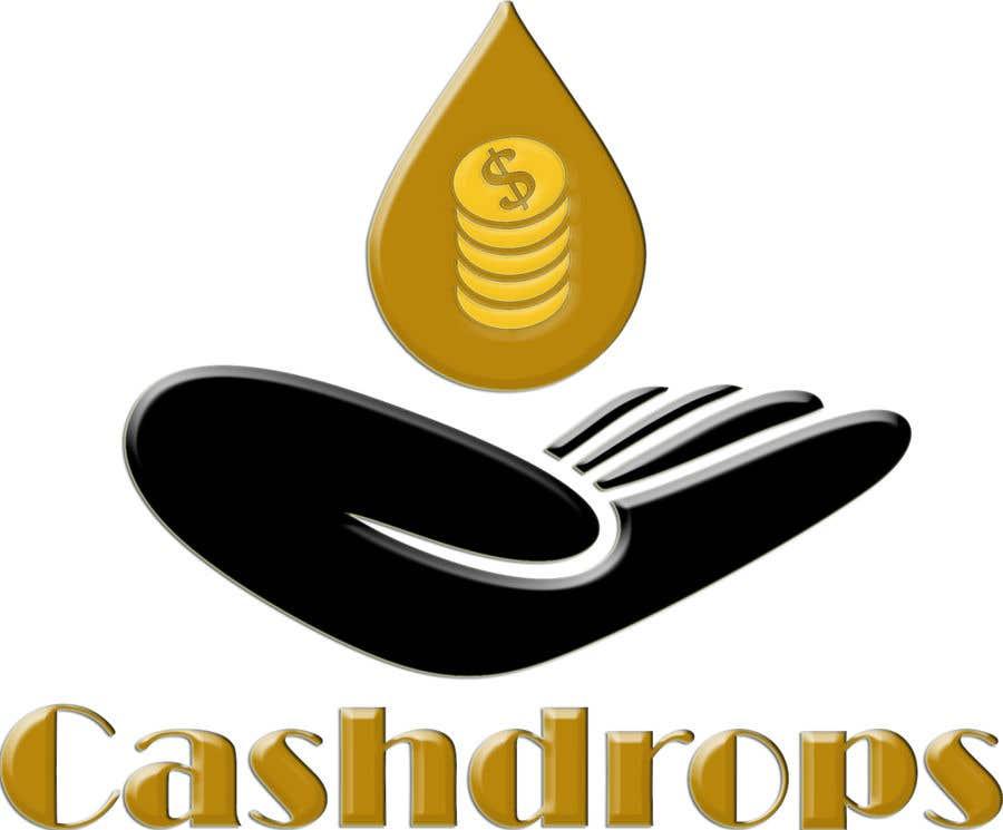 """Kilpailutyö #52 kilpailussa Design me a logo for """"Cashdrops"""""""