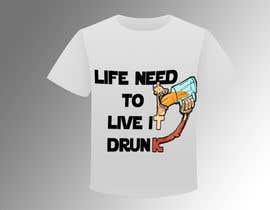 #13 para Trouver design t-shirt original & drôle sur internet por Iamelghazouani