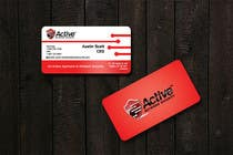 Graphic Design Contest Entry #105 for Business Card Design for Active Network Security.com