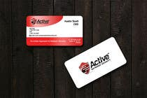 Graphic Design Contest Entry #100 for Business Card Design for Active Network Security.com