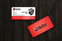 Graphic Design Contest Entry #107 for Business Card Design for Active Network Security.com