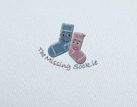 #19 untuk Design a Logo for The Missing Sock.ie oleh joannapergamali