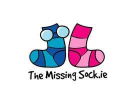 #1 untuk Design a Logo for The Missing Sock.ie oleh mirceawork