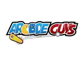 nº 157 pour Logo Design for Arcade Guys par alinhd