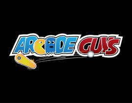 nº 164 pour Logo Design for Arcade Guys par alinhd