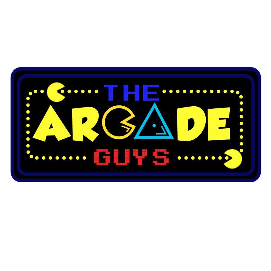#113 for Logo Design for Arcade Guys by UpMedia