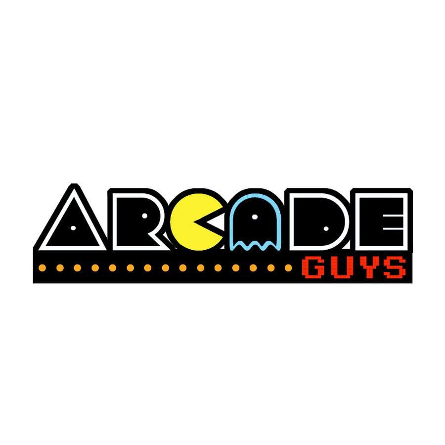 #150 for Logo Design for Arcade Guys by UpMedia