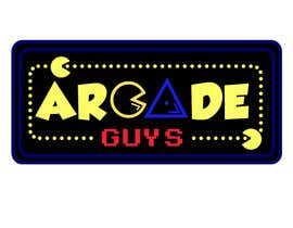 nº 159 pour Logo Design for Arcade Guys par UpMedia