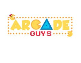 nº 161 pour Logo Design for Arcade Guys par UpMedia
