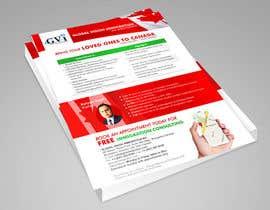 #17 cho Design a Flyer for immigration firm bởi leandeganos