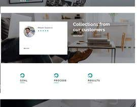 #11 for ReDesign a landing page by lavigarg999