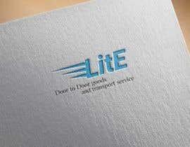 #13 for Logo for Door to Door goods transport service called LitE by golammostofa6462