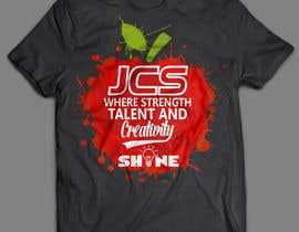 #45 for Staff T-Shirt for School af softboyasad