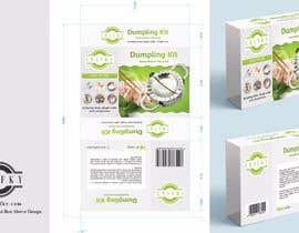 #26 for Dumpling Kit Box Sleeve Design by tarhlancer