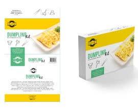 #20 for Dumpling Kit Box Sleeve Design by Onlynisme