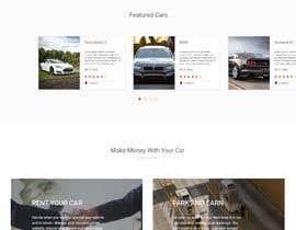 #35 cho Design a peer-to-peer car rental marketplace website bởi ashishgoswami95