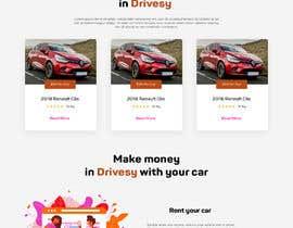 #77 for Design a peer-to-peer car rental marketplace website by mobin90