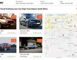 #39 for Design a peer-to-peer car rental marketplace website by knometrix