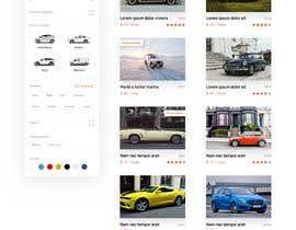 #68 cho Design a peer-to-peer car rental marketplace website bởi erkanmetu