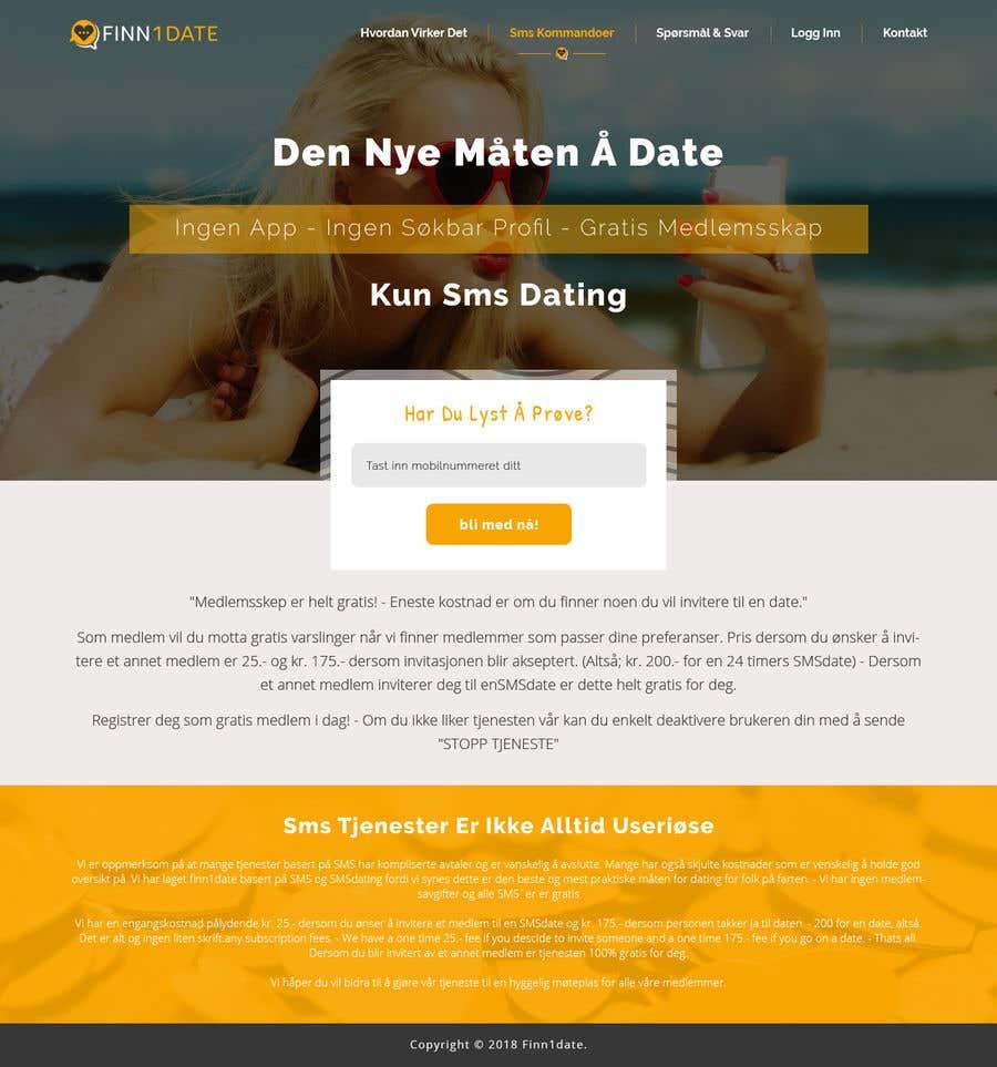 profil for dating site prøve brød op efter 2 måneders dating
