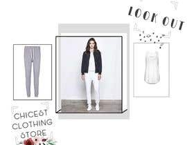 #1 untuk Create 6 or 9 social media images and content with a relaxed weekend loungewear theme oleh mariakhan20